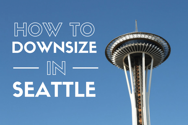 how to downsize in seattle
